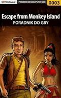"""Escape from Monkey Island - poradnik do gry - Jakub """"Cubituss"""" Kowalski - ebook"""