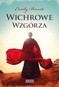 Wichrowe Wzgórza - Emily Brontë - ebook
