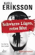 Schwarze Lügen, rotes Blut - Kjell Eriksson - E-Book
