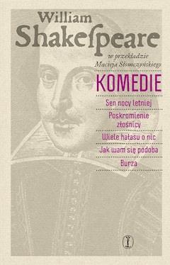 Komedie - Wiliam Shakespeare - ebook