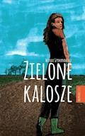 Zielone kalosze - Wanda Szymanowska - ebook