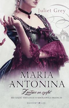 Maria Antonina. Z pałacu na szafot - Juliet Grey - ebook