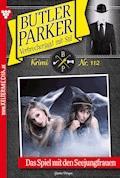Butler Parker 112 - Kriminalroman - Günter Dönges - E-Book