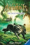Spirit Animals 2: Die Jagd beginnt - Maggie Stiefvater - E-Book