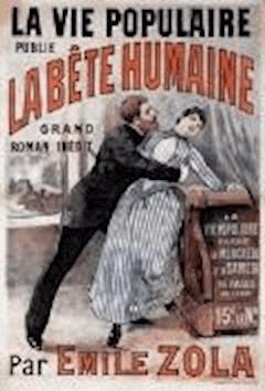 La Bete Humaine - Emile Zola - ebook