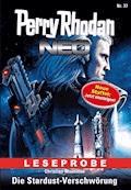 Perry Rhodan Neo 37: Die Stardust-Verschwörung (Leseprobe) - Christian Montillon - E-Book