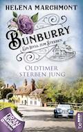 Bunburry - Oldtimer sterben jung - Helena Marchmont - E-Book