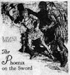The Phoenix on the Sword - Robert Ervin Howard - ebook
