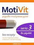 MotiVit. Pigułki motywacyjne. Seria 3 - L. M. Book - ebook