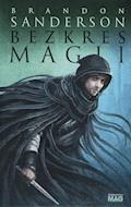 Bezkres magii - Brandon Sanderson - ebook