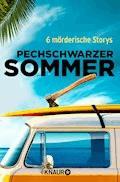 Pechschwarzer Sommer - E-Book
