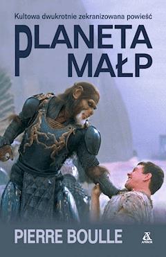 Planeta małp - Pierre Boulle - ebook