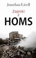 Zapiski z Homs - Jonathan Littell - ebook