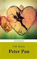 Peter Pan (Peter and Wendy) (A to Z Classics) - J.m. Barrie - E-Book