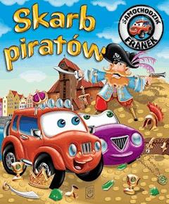 Samochodzik Franek. Skarb piratów - Elżbieta Wójcik - ebook