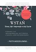 Wstań. Stres, lęk i depresja a styl życia - Piotr Modzelewski - ebook