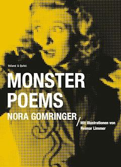 Monster Poems - Nora Gomringer - E-Book