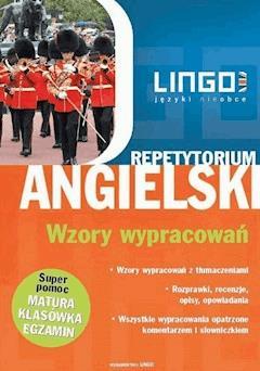 Angielski. Wzory wypracowań - Paweł Marczewski, Dobrosława Wiktor - ebook