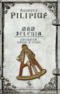 Srebrna Łania z Visby - Andrzej Pilipiuk - ebook