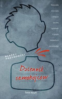 Dziennik samobójców - Błażej Przygodzki - ebook