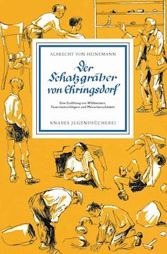 Der Schatzgräber von Ehringsdorf - Albrecht von Heinemann - E-Book