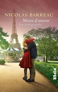 Menu d'amour - Nicolas Barreau - E-Book