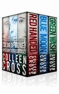 Katerina Carter Color of Money Mystery Boxed Set: Books 1-3 - Colleen Cross - E-Book