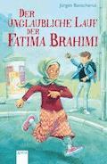 Der unglaubliche Lauf der Fatima Brahimi - Jürgen Banscherus - E-Book + Hörbüch