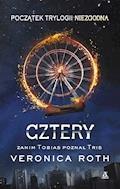 Cztery - Veronica Roth - ebook
