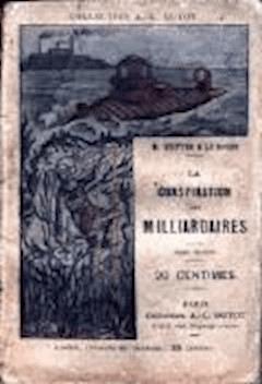 La Conspiration des milliardaires - Tome I - Gustave Le Rouge - ebook