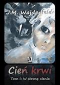Cień krwi. Tom I. W stronę cienia - J.M. Wajdenfeld - ebook