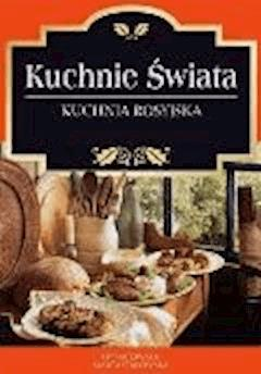 Kuchnia rosyjska - O-press - ebook