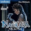Die Chroniken von Waldsee 4: Nauraka - Volk der Tiefe - Uschi Zietsch - Hörbüch