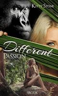 Different Passion - Kitty Stone - E-Book