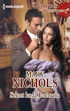 Sekret lorda Portmana - Mary Nichols - ebook