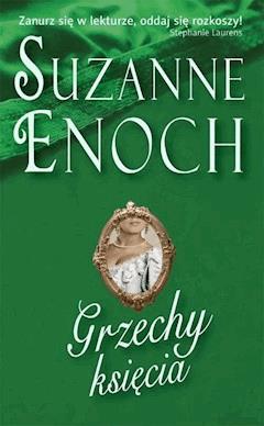 Grzechy księcia - Suzanne Enoch - ebook