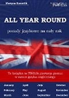 All Year Round - Martyna Somerlik - ebook