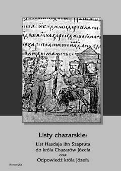 Listy chazarskie - Hasdaj ibn Szaprut - ebook