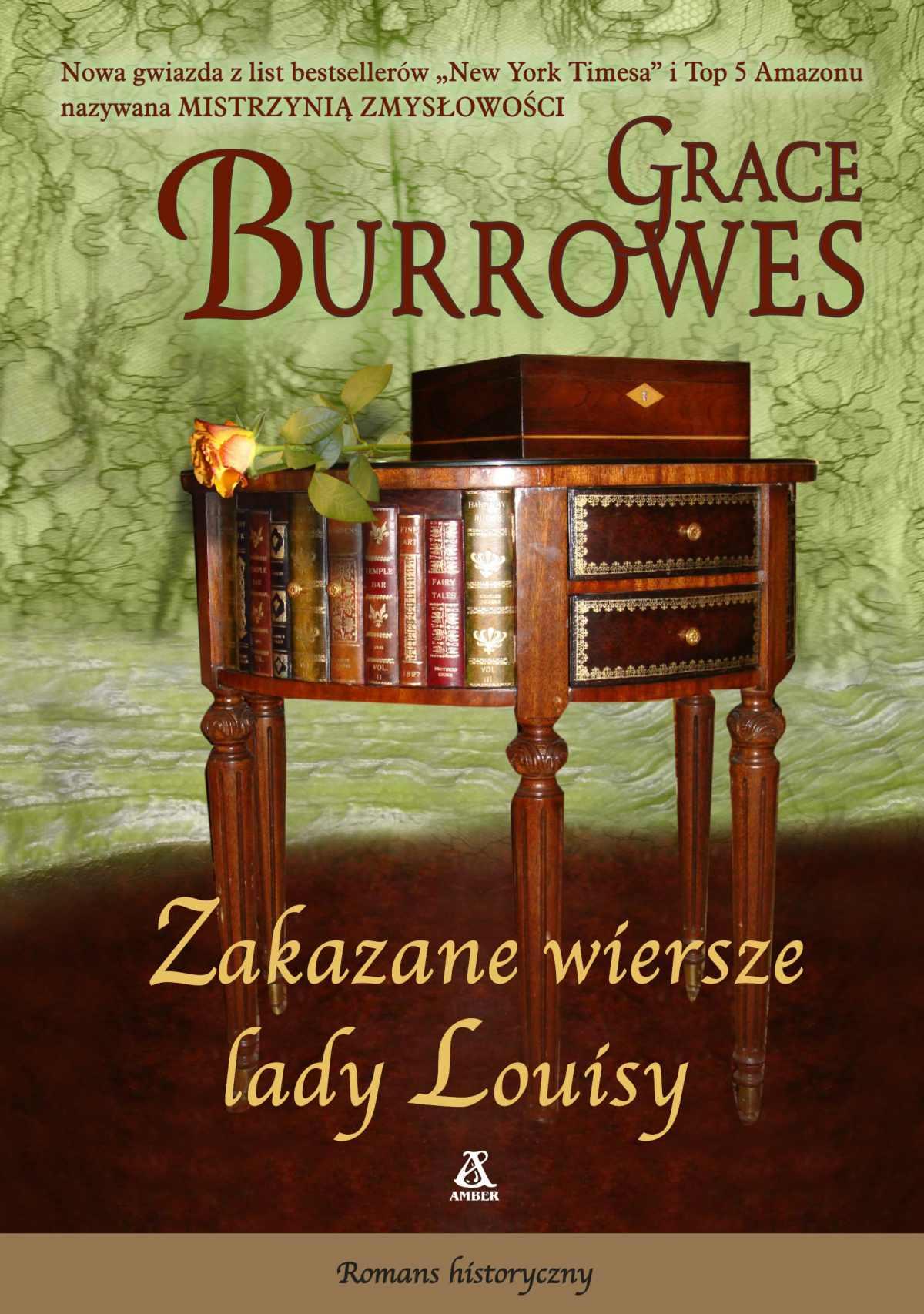 Zakazane wiersze lady Louisy - Tylko w Legimi możesz przeczytać ten tytuł przez 7 dni za darmo. - Grace Burrowes