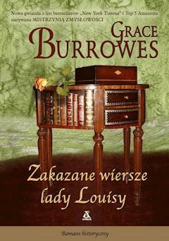 Zakazane wiersze lady Louisy - Grace Burrowes - ebook