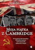 Moja piątka z Cambridge - Yuri Ivanovitch Modin - ebook