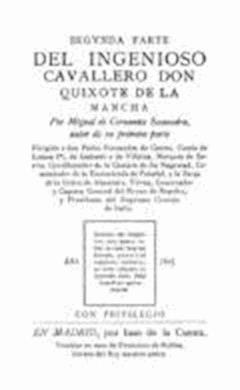 Segunda parte del ingenioso caballero don Quijote de la Mancha - Miguel Cervantes - ebook