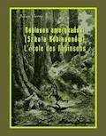 Robinson amerykański. Szkoła Robinsonów. L'École des Robinsons - Jules Verne - ebook