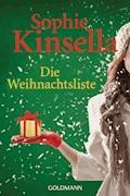 Die Weihnachtsliste - Sophie Kinsella - E-Book