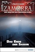 Professor Zamorra 1138 - Horror-Serie - Simon Borner - E-Book
