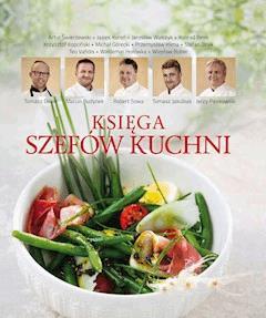 Księga Szefów Kuchni - ebook