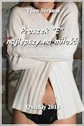 """Proszek """"E""""  najlepszy na miłość - Theo Strauss - ebook"""
