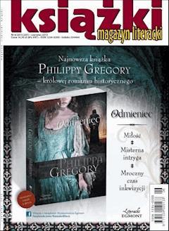 Magazyn Literacki KSIĄŻKI nr 6/2013 - Opracowanie zbiorowe - ebook