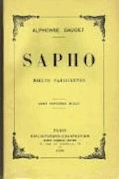 Sapho - Alphonse Daudet - ebook