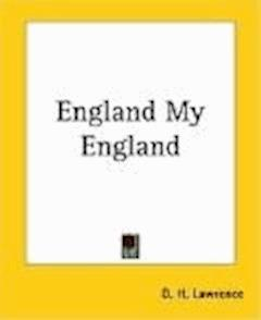 England, My England - David Herbert Lawrence - ebook